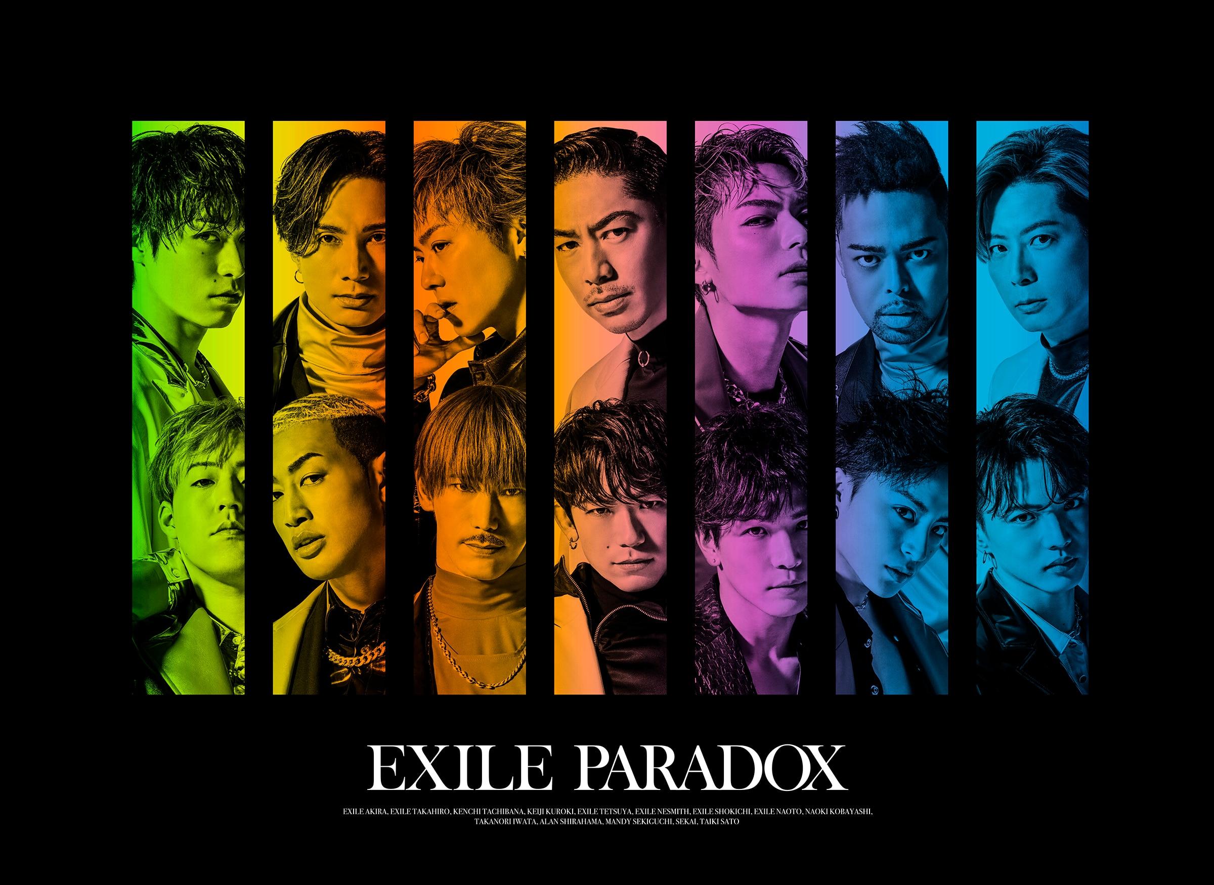 PARADOX【SG+DVD (スマプラ対応)】