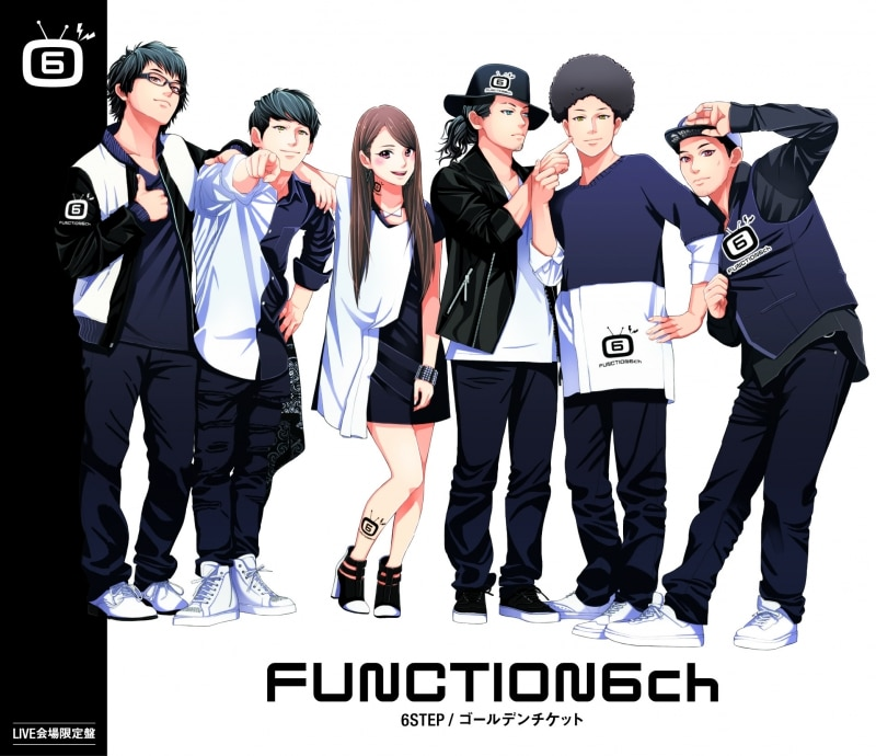 FUNCTION6ch【LIVE会場限定盤】