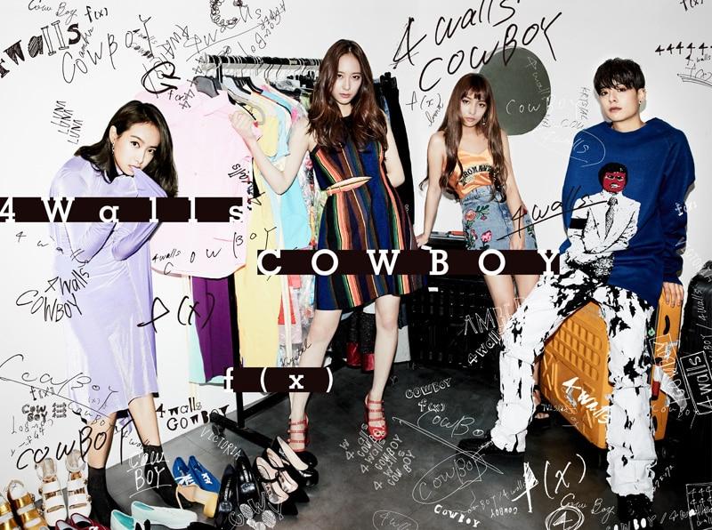 4 Walls / COWBOY