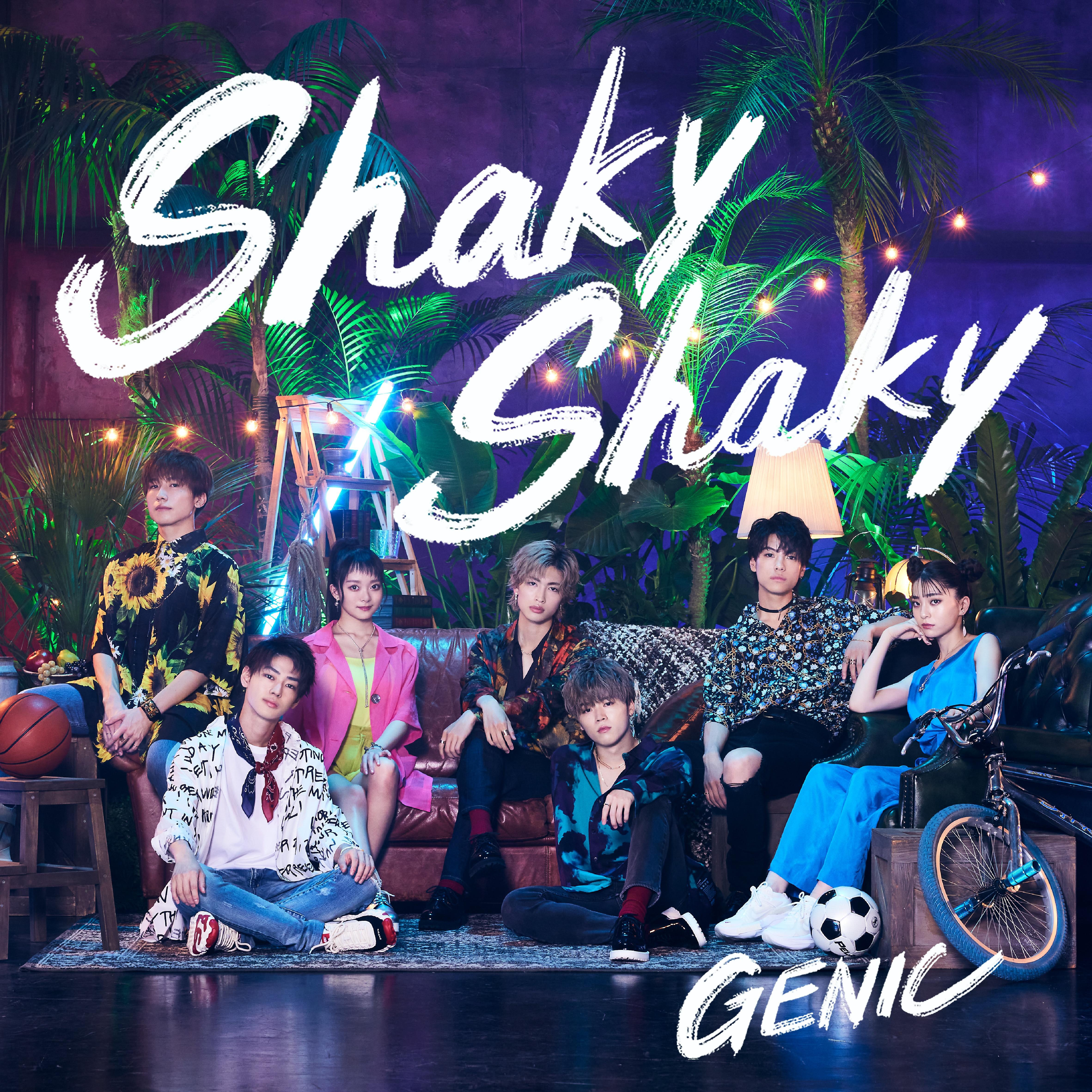 Digital Single 「Shaky Shaky」