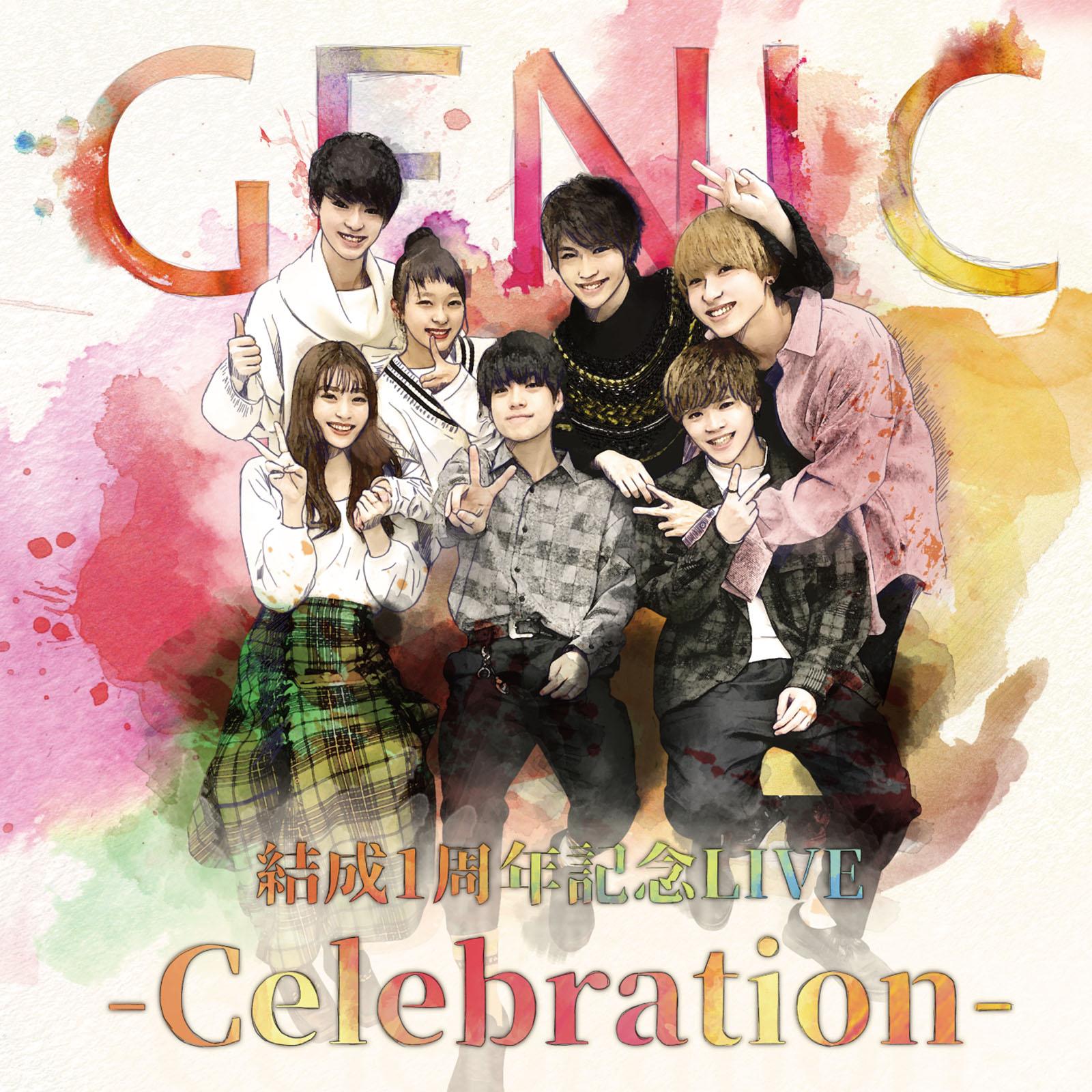 『結成1周年記念LIVE 「-Celebration-」 (Live at SHIBUYA PLEASURE PLEASURE』