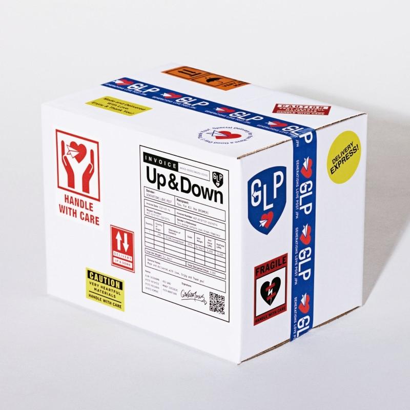 Up & Down【初回生産限定盤】