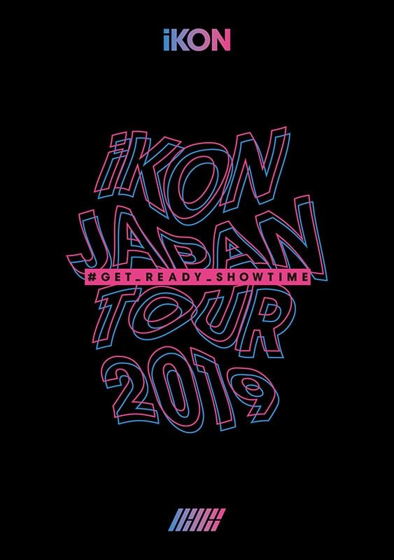 LIVE DVD & Blu-ray『iKON JAPAN TOUR 2019』