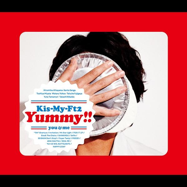 『Yummy!!』<初回盤B>