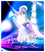 Koda Kumi Hall Tour 2014 〜Bon Voyage〜 LIVE Blu-ray