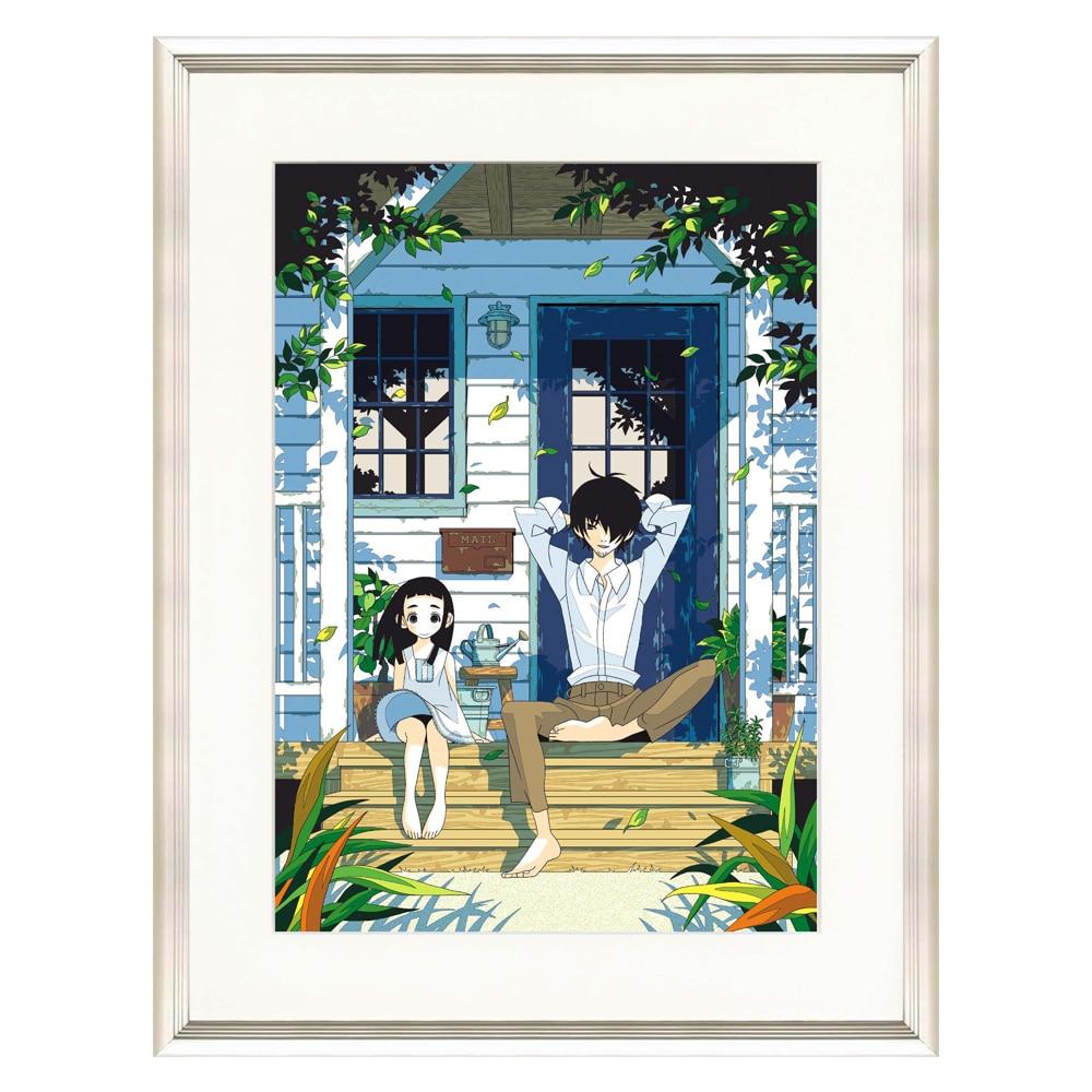 久米田康治『全曝し展』 ミストグラフ ~かくしごと~