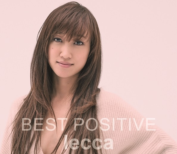 BEST ALBUM「BEST POSITIVE」・ライブDVD/Blu-ray「lecca LIVE 2015 前向き」特典内容公開!