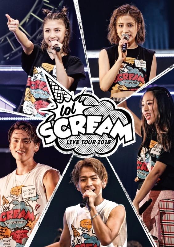 LIVE DVD & Blu-Ray「lol live tour 2018 -scream-」