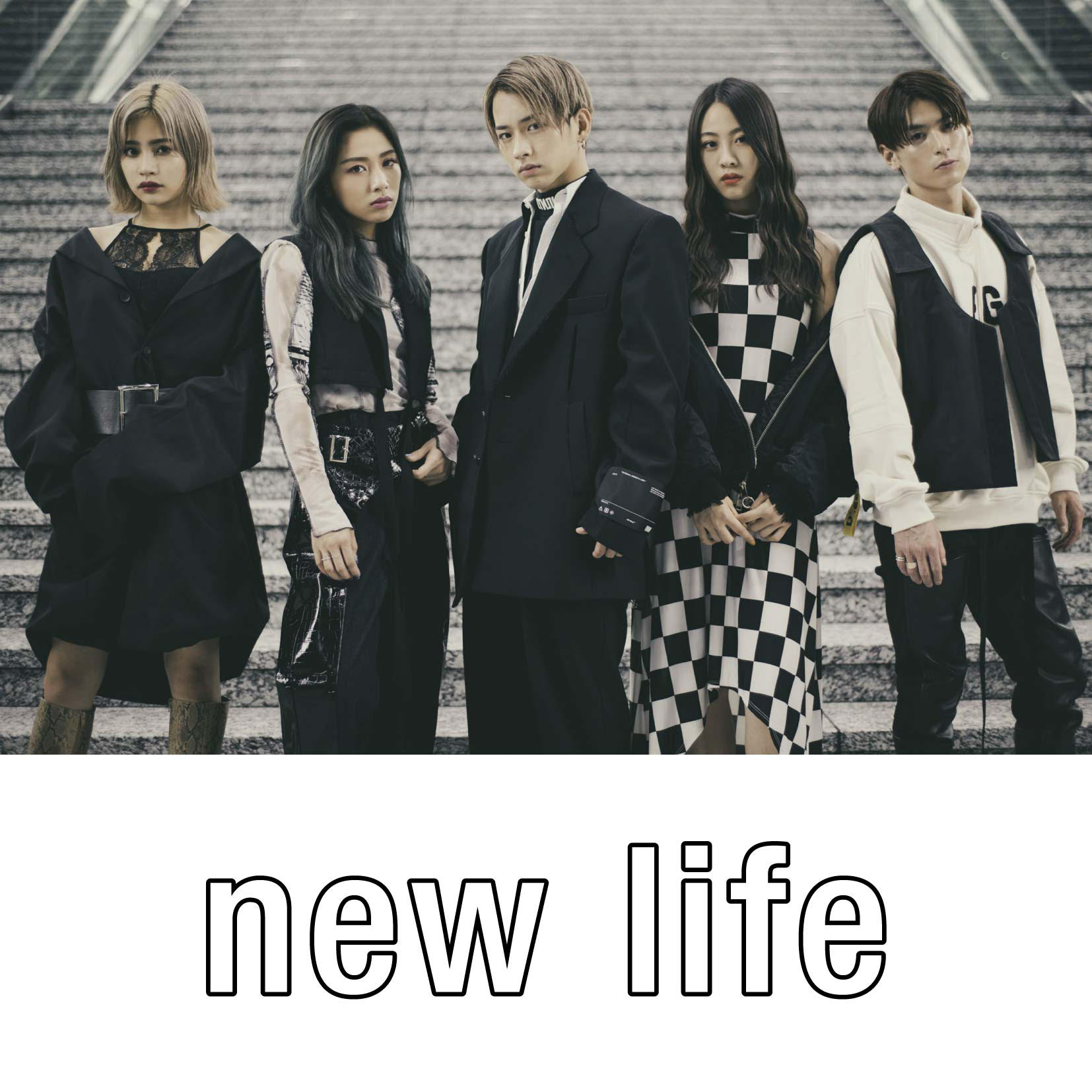 Digital Single「new life」