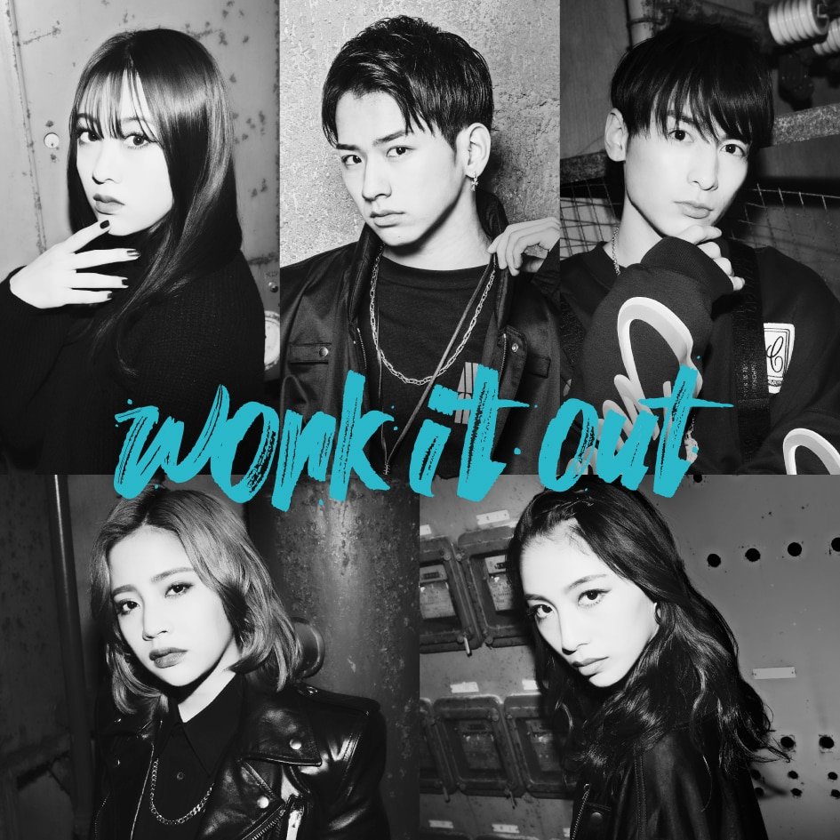 Digital Single「work it out」