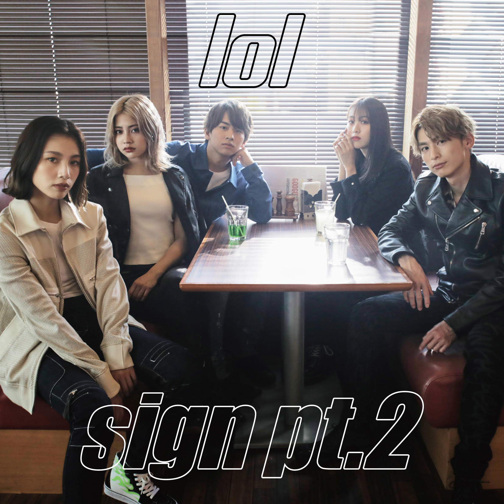 Digital Single「sign pt.2」