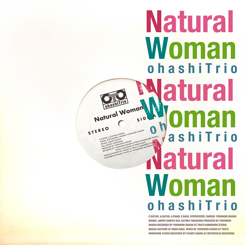 配信限定シングル<br /> Natural Woman