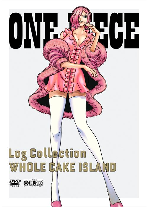 """ONE PIECE Log Collection""""WHOLE CAKE ISLAND"""""""