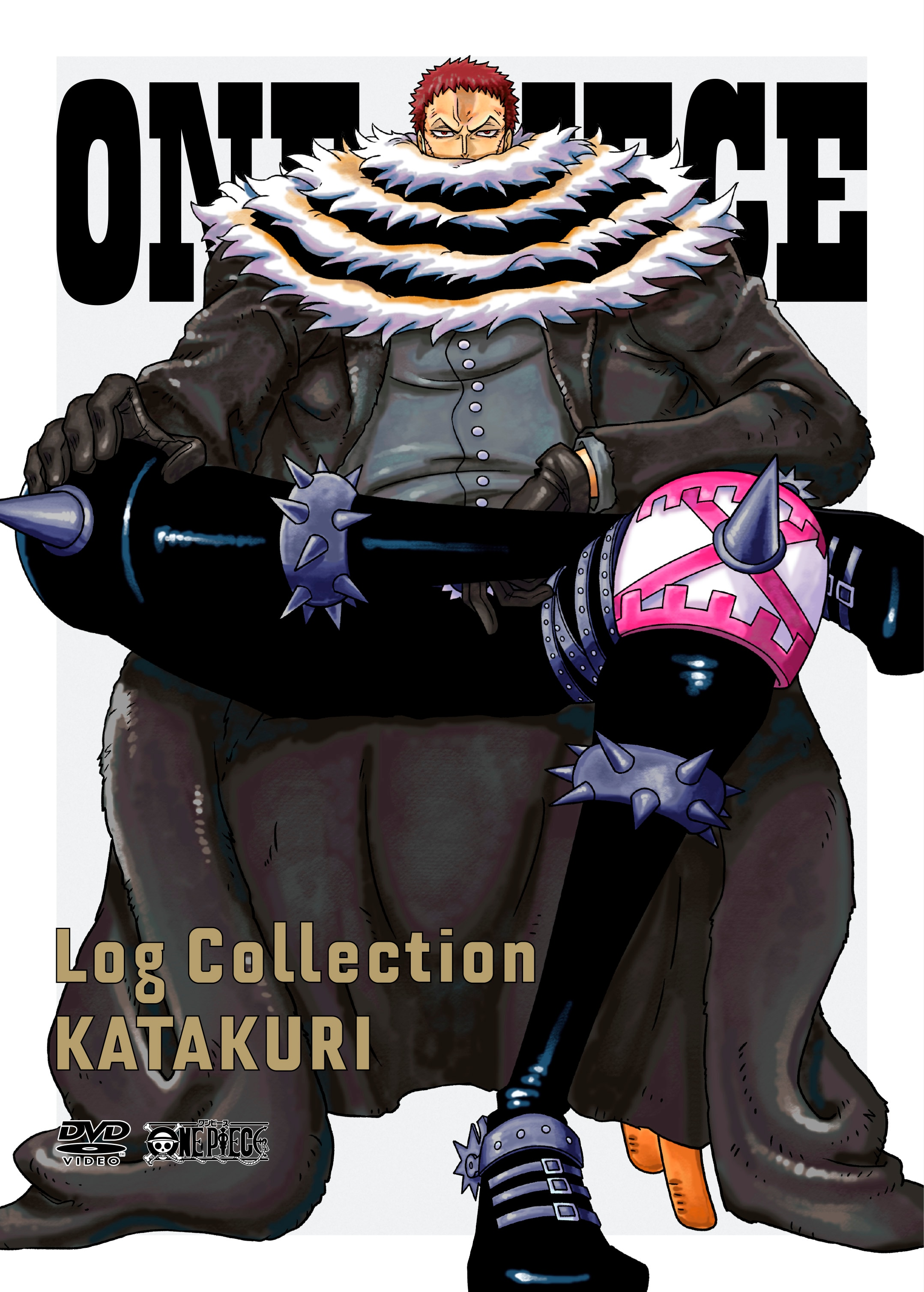 "ONE PIECE Log Collection""KATAKURI"""