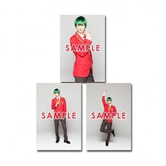 おそ松さん on STAGE ~SIX MEN'S SHOW TIME~ ブロマイド チョロ松[F6](小野 健斗)