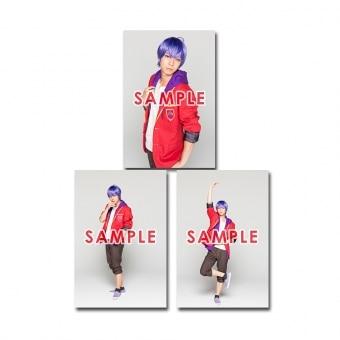 おそ松さん on STAGE ~SIX MEN'S SHOW TIME~ ブロマイド 一松[F6](安里 勇哉)