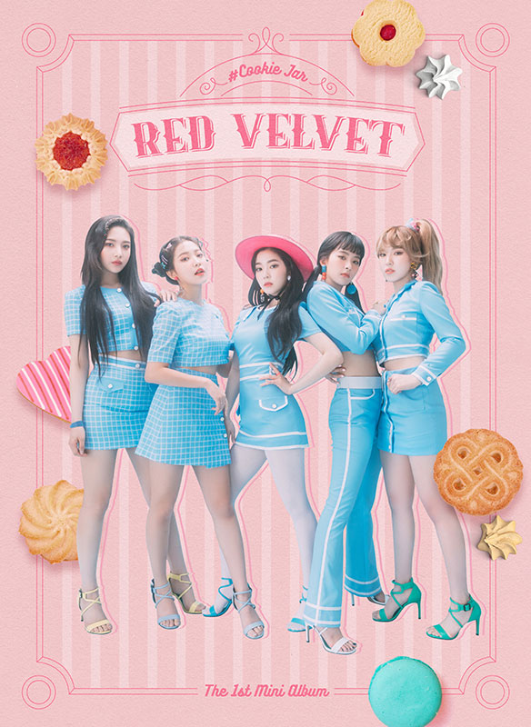 JAPAN 1st mini ALBUM「#Cookie Jar」