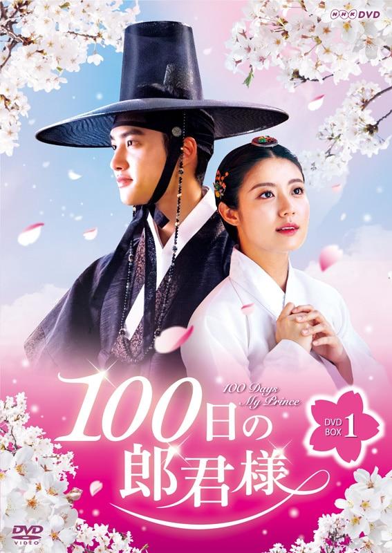 100日の郎君様DVDBOX1