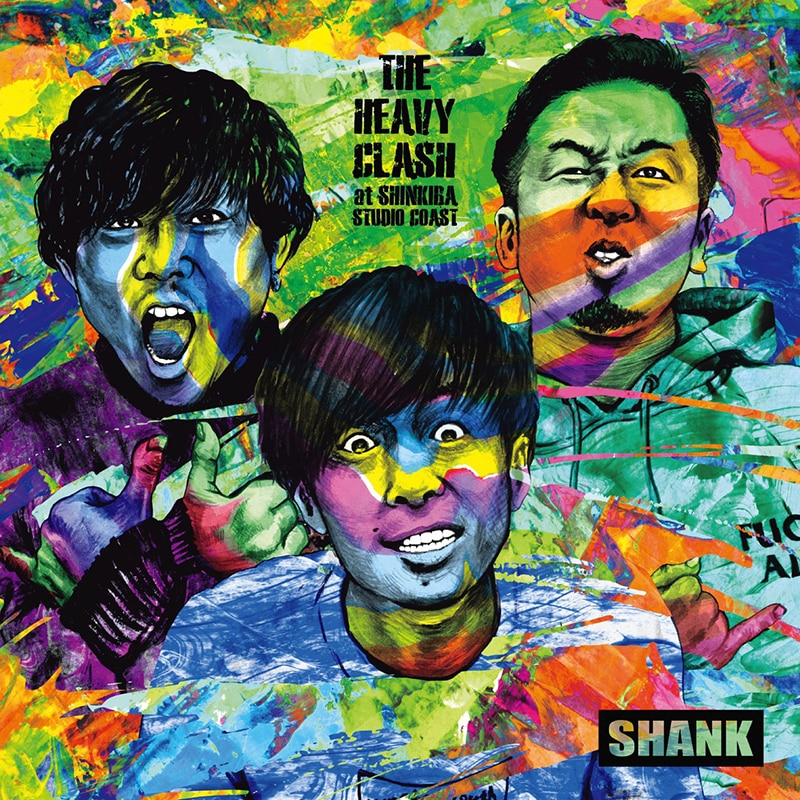 THE HEAVY CLASH at SHINKIBA STUDIO COAST【期間限定⽣産】