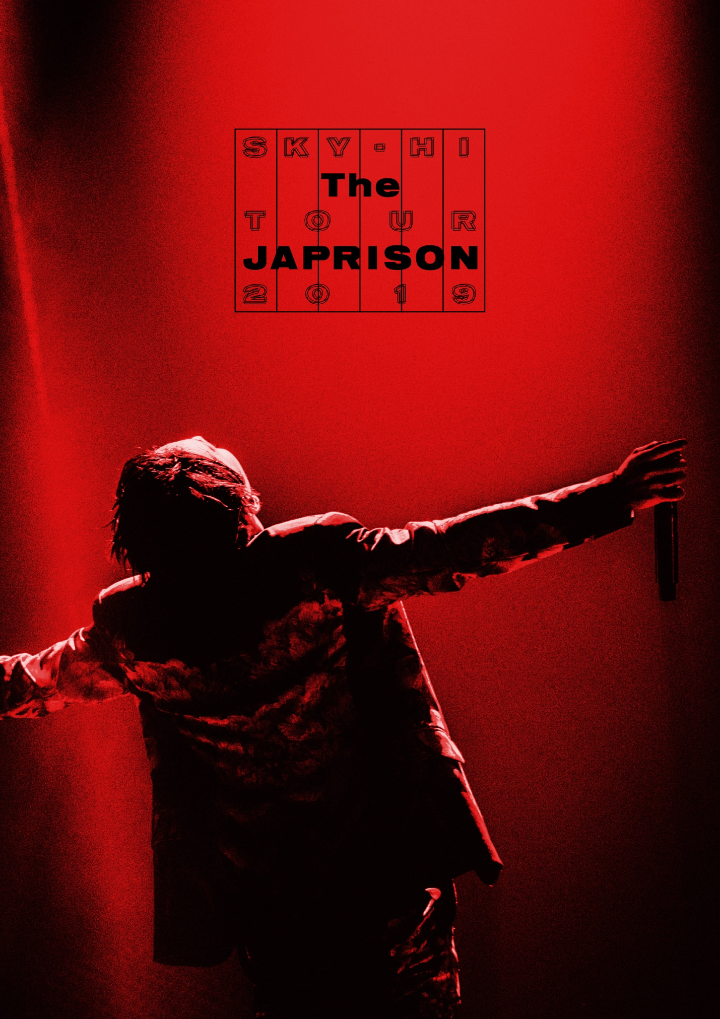 SKY-HI TOUR 2019 -The JAPRISON-<通常盤>