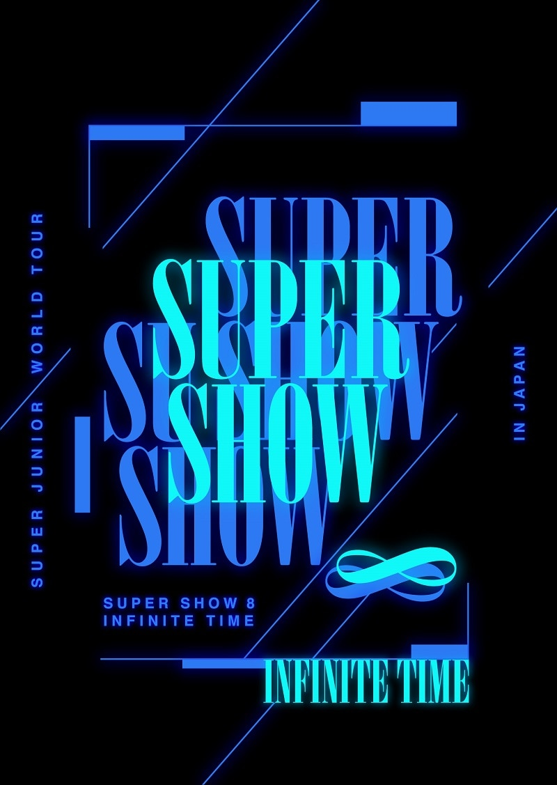 SUPER JUNIOR WORLD TOUR ''SUPER SHOW 8:INFINITE TIME'' in JAPAN