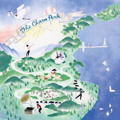 1st full album『THE CHARM PARK』
