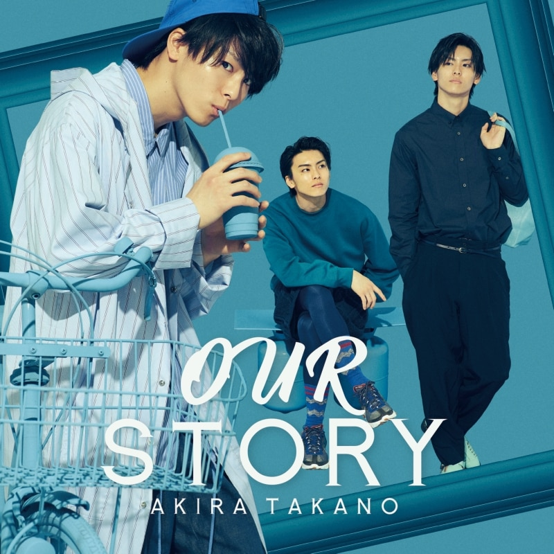 OUR STORY【DVD付A盤】