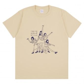 Tシャツ <S/M/L/XL>