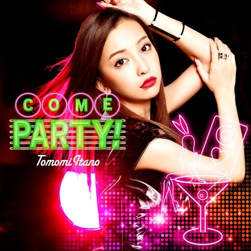 """■初回限定盤 TYPE-B<br /> CD+""""COME PARTY!""""ホイッスル(光る色 全5種)"""
