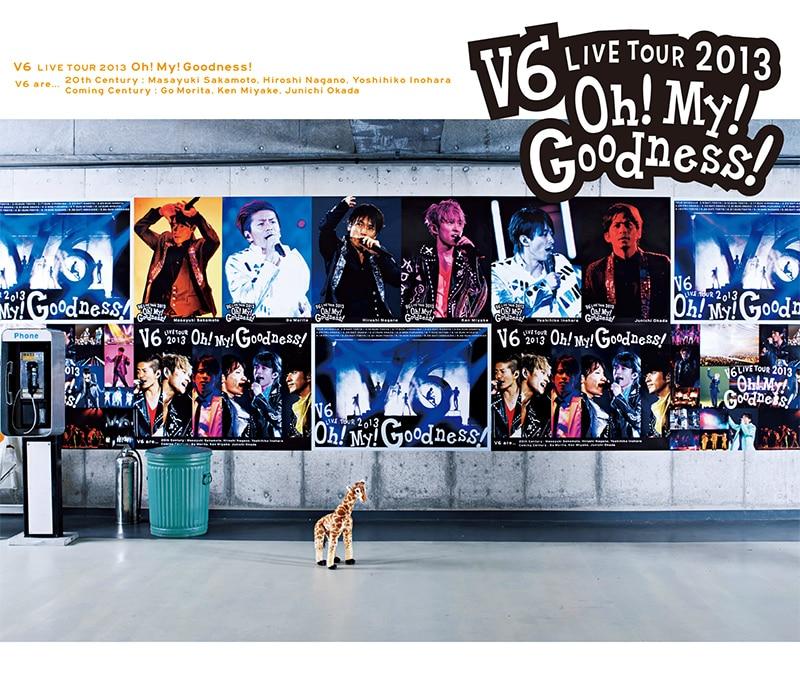 V6 live tour 2013 Oh! My! Goodness!【通常盤 Blu-ray】