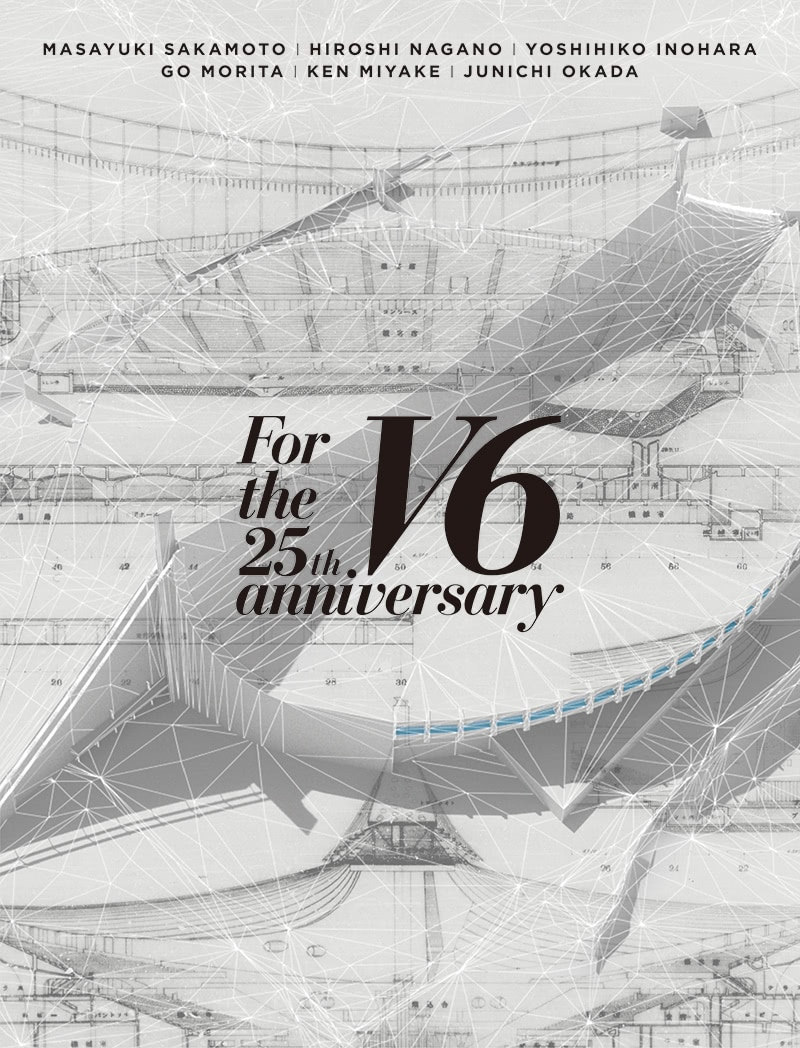 For the 25th anniversary【初回盤A】(DVD)