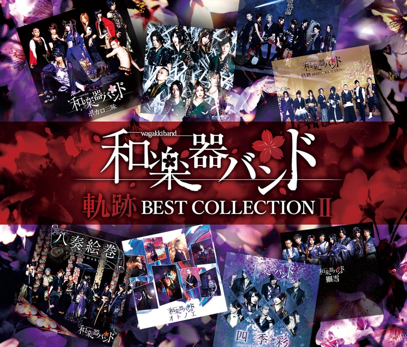 「軌跡 BEST COLLECTION Ⅱ」MUSIC VIDEO盤