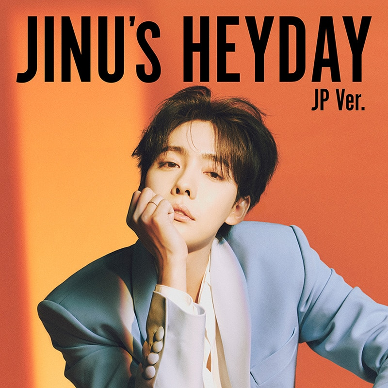 JINU (from WINNER)「JINU's HEYDAY」JP EDITION