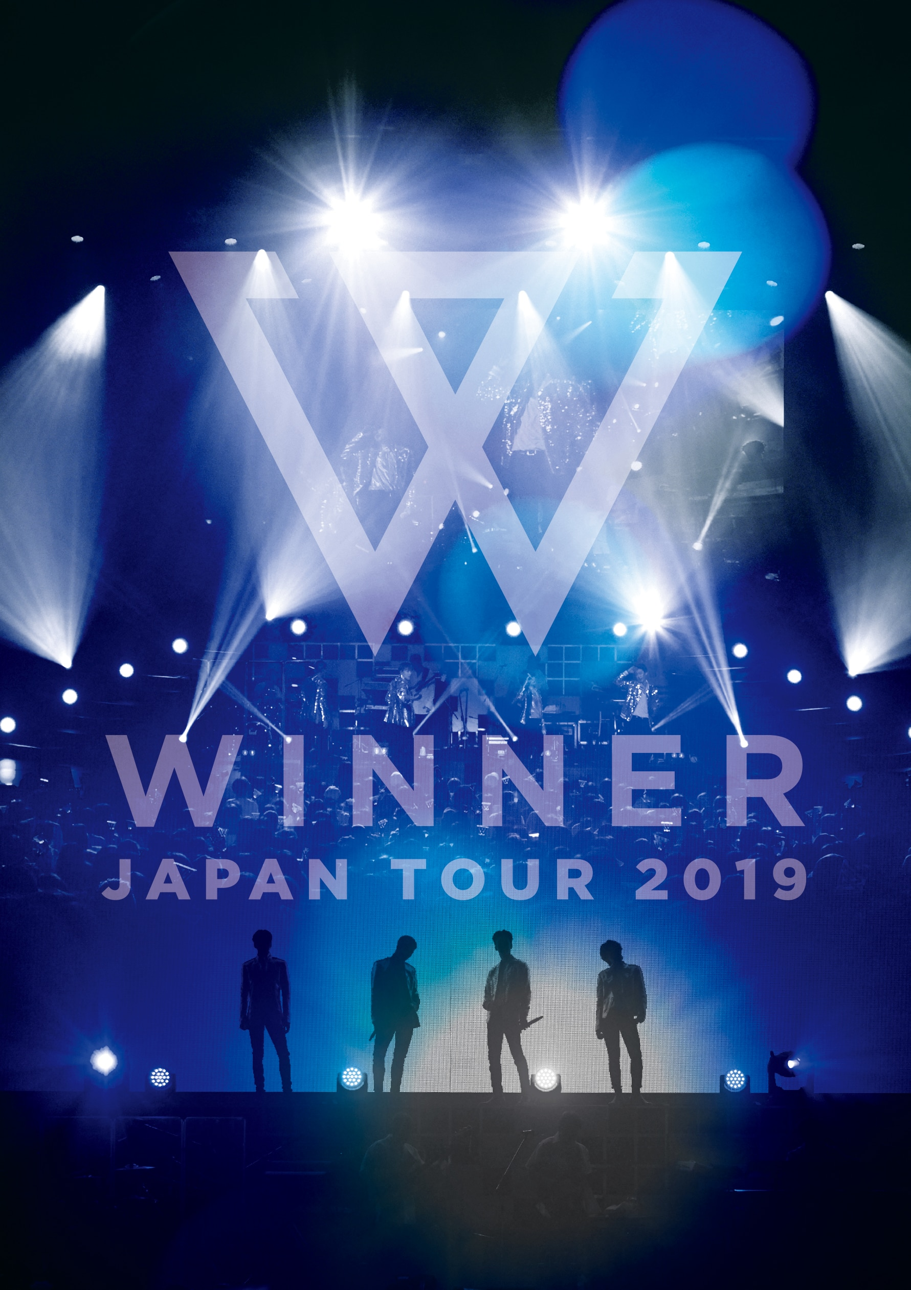 LIVE DVD & Blu-ray「WINNER JAPAN TOUR 2019」