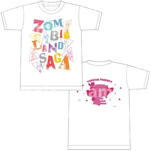 Tシャツ-佐賀県ご当地キャラコラボ-