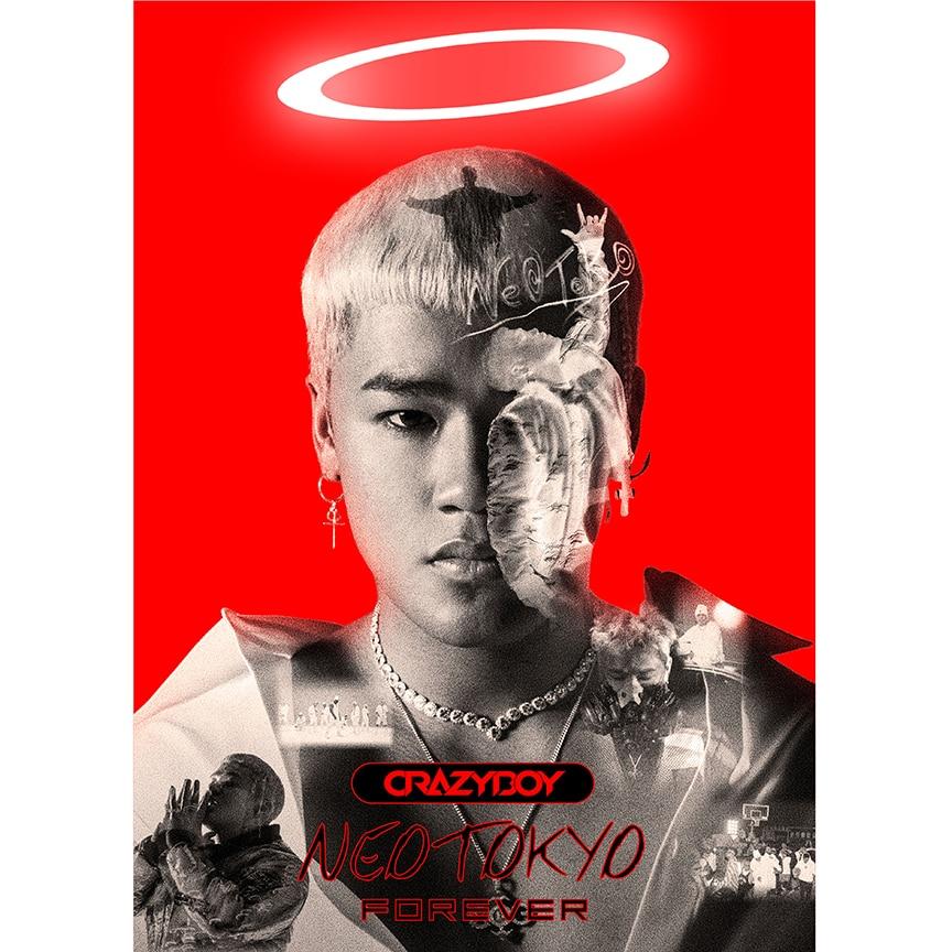 CRAZYBOY『NEOTOKYO FOREVER』