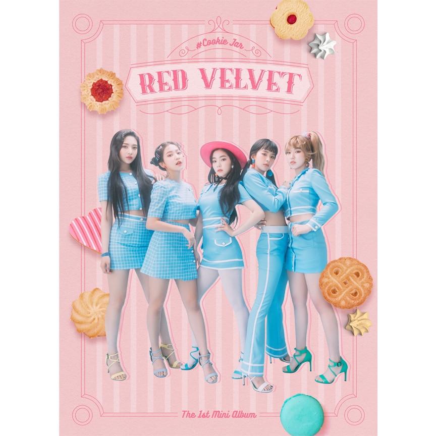 Red Velvet『#Cookie Jar』