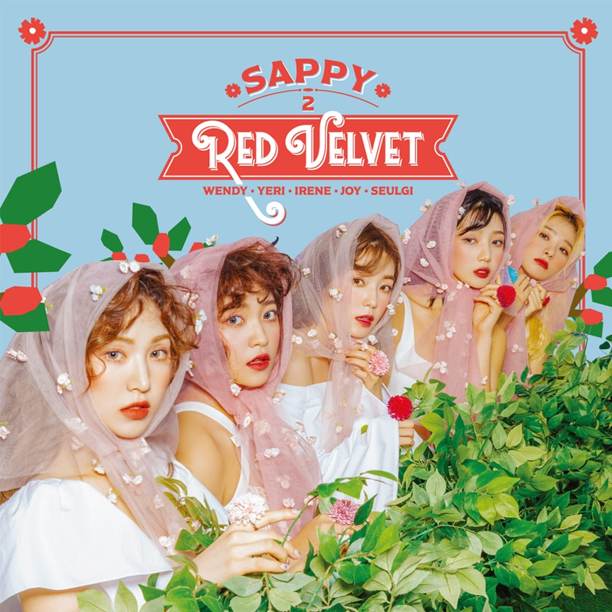 Red Velvet『SAPPY』