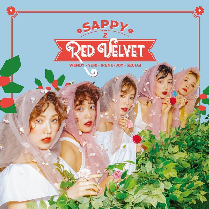 Red Velvet『SAPPY』
