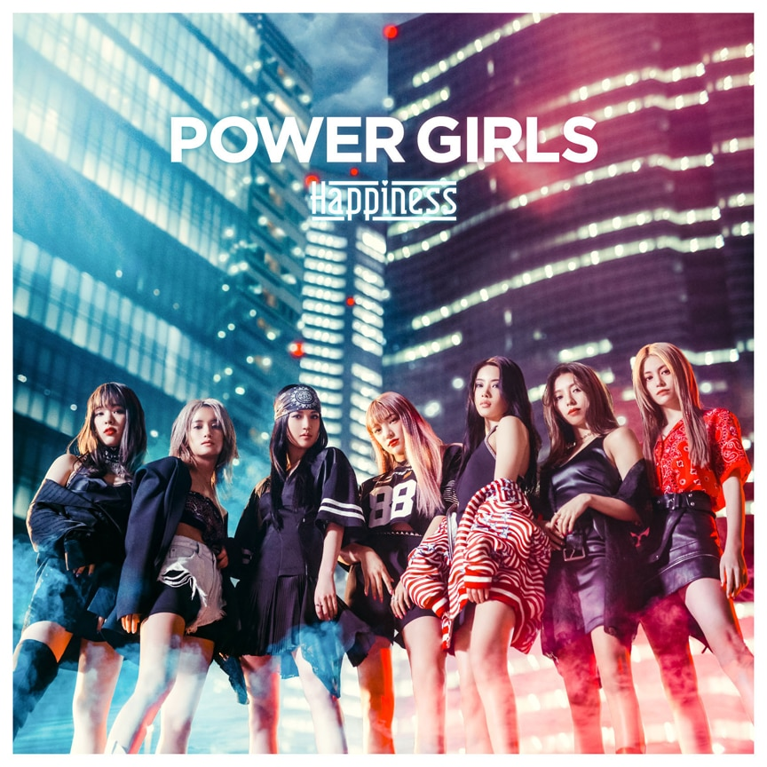 Happiness「POWER GIRLS」