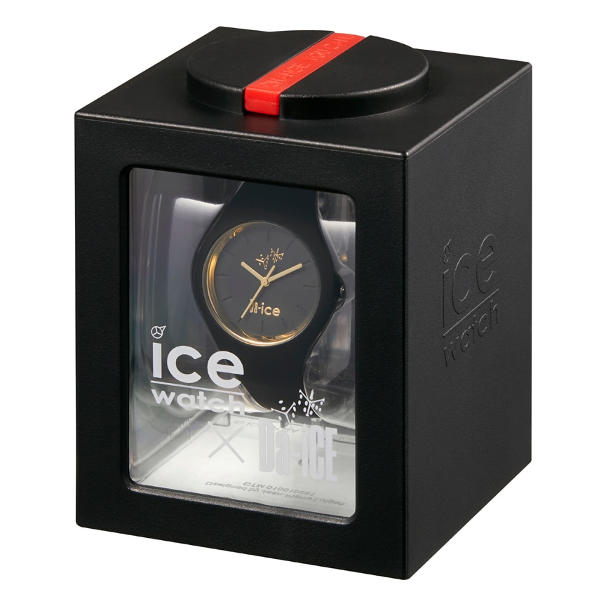 Da-iCE×ICE-WATCH