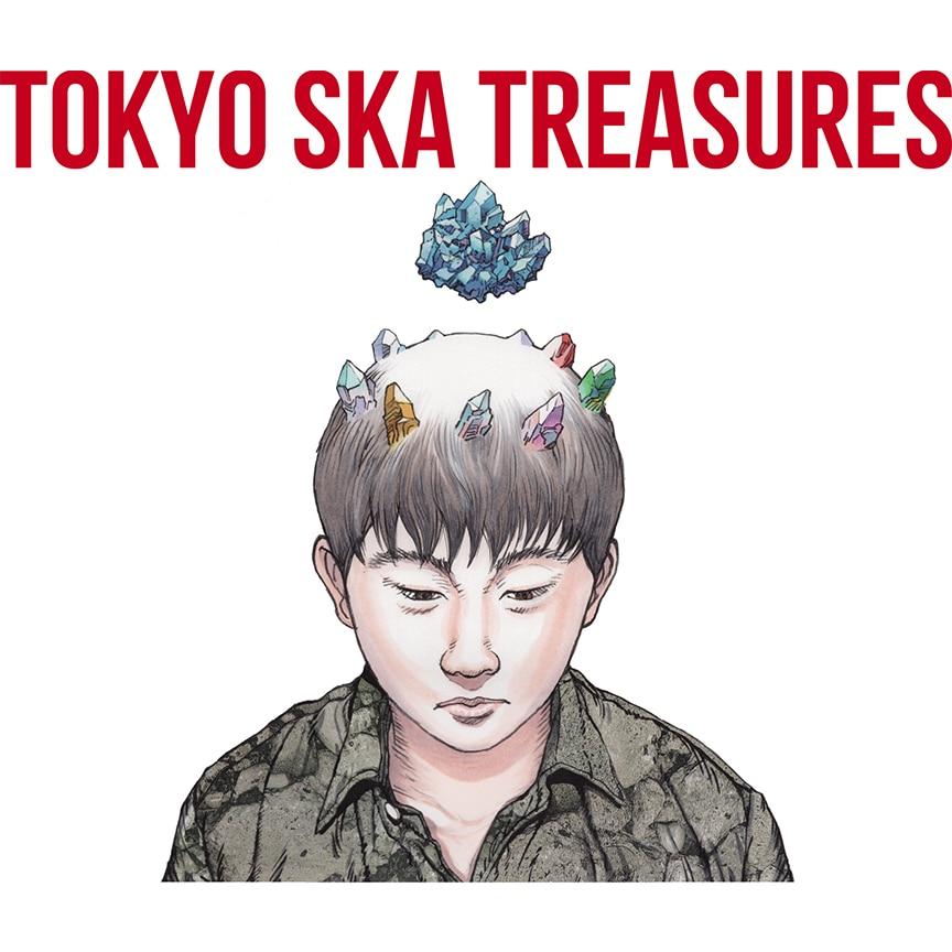 東京スカパラダイスオーケストラ『TOKYO SKA TREASURES ~ベスト・オブ・東京スカパラダイスオーケストラ~』
