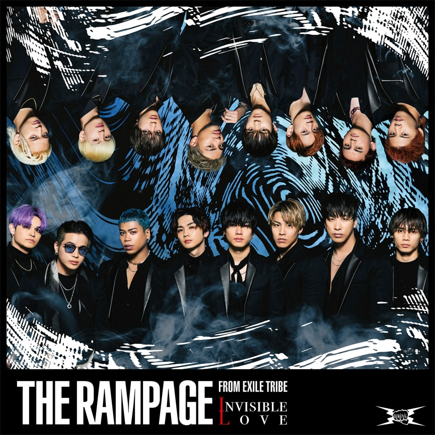 THE RAMPAGE from EXILE TRIBE「INVISIBLE LOVE」