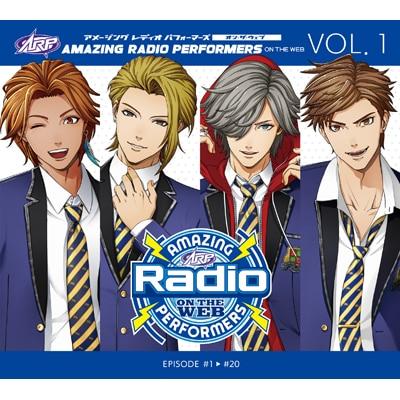 「Amazing Radio Performers on the WEB vol.1」