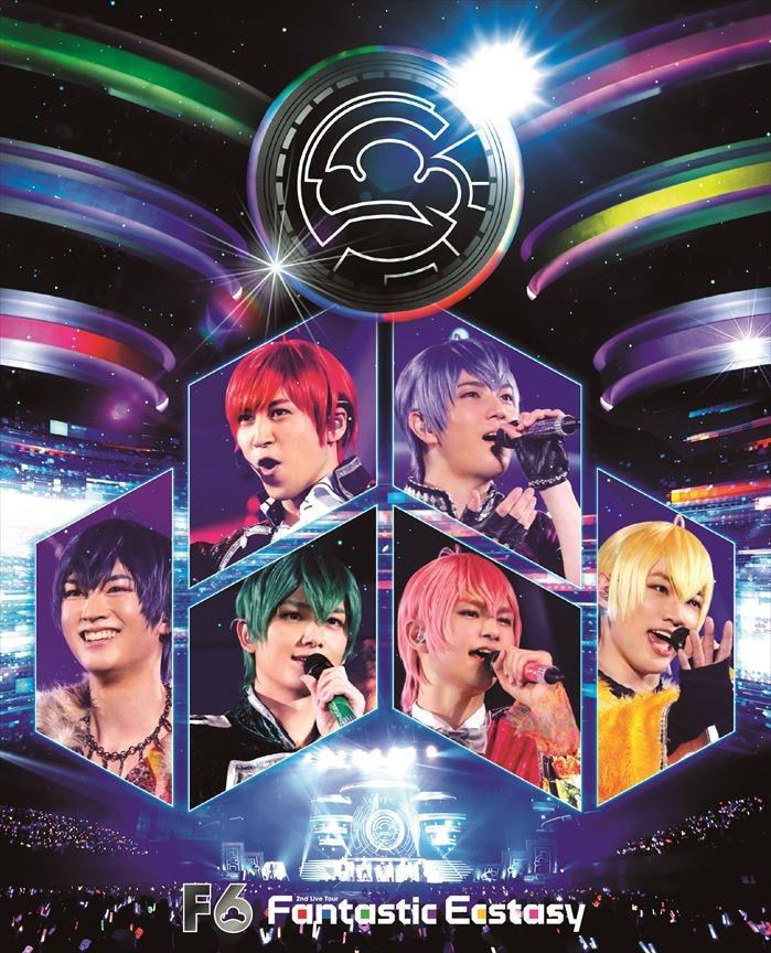 『おそ松さん on STAGE F6 2nd LIVEツアー「FANTASTIC ECSTASY」豪華ECSTASY盤 Blu-ray【Blu-ray2枚組+CD】』