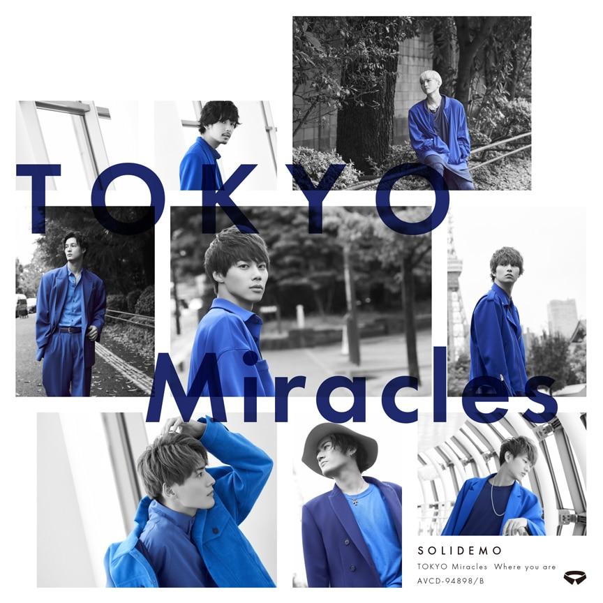 SOLIDEMO「TOKYO Miracles」