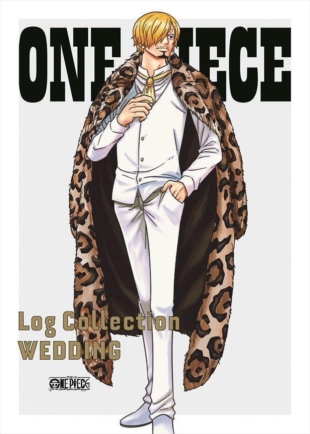 """『ONE PIECE Log Collection """"WEDDING""""』"""