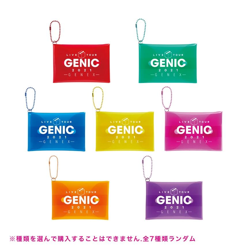 「GENIC LIVE TOUR 2021 -GENEX-」GOODS