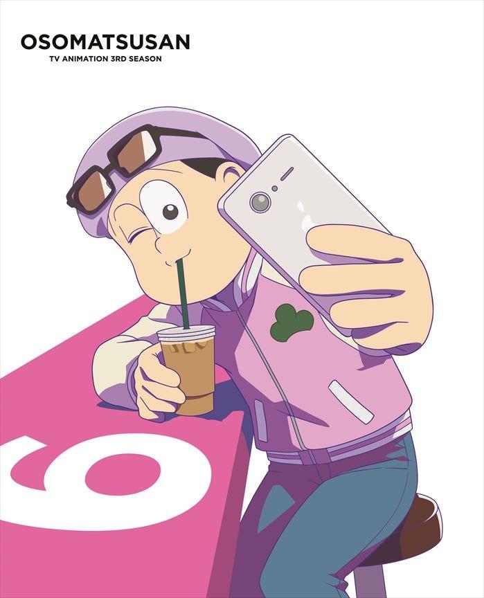 おそ松さん第3期  第6松(Blu-ray)