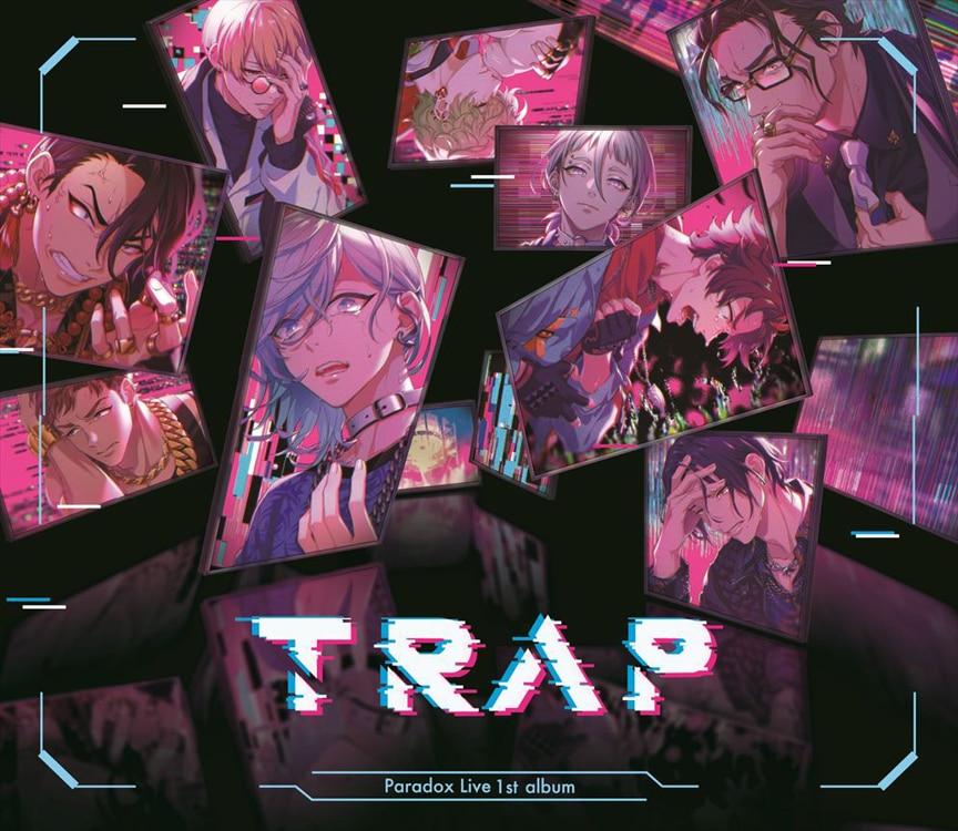 "Paradox Live 1st album ""TRAP"""